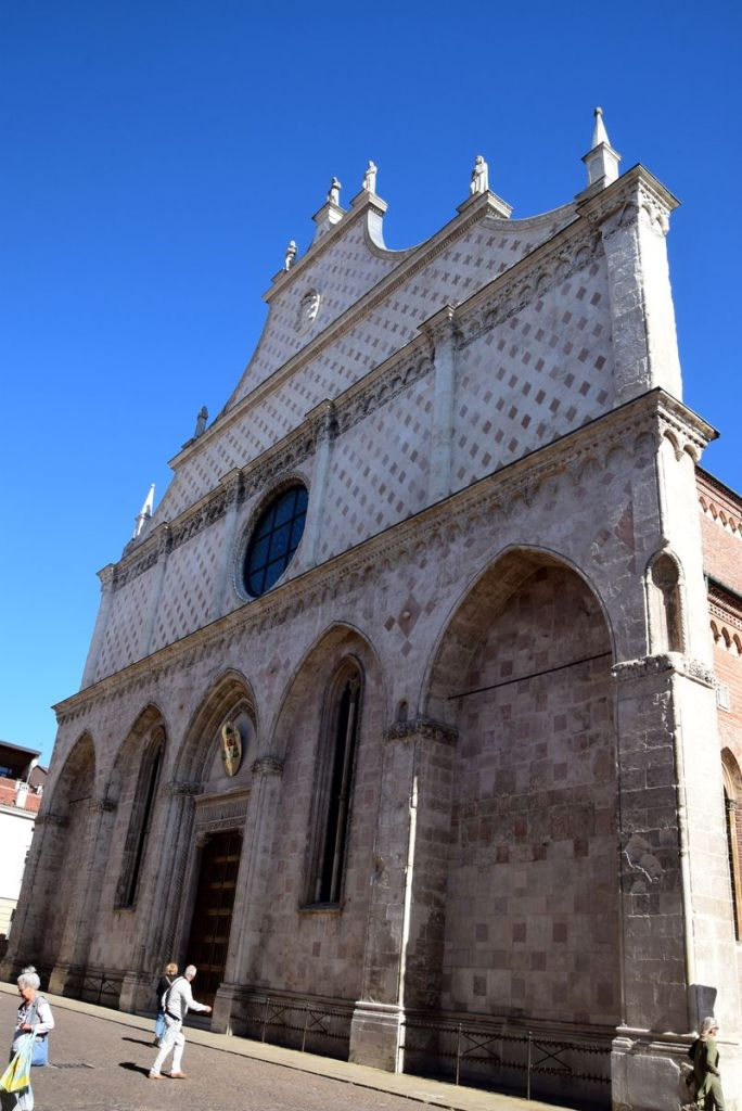 Vicence, Vicenza, Italie, Italy, cathédrale, Palladio