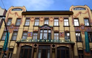 Prague, Topic, ArtNouveau
