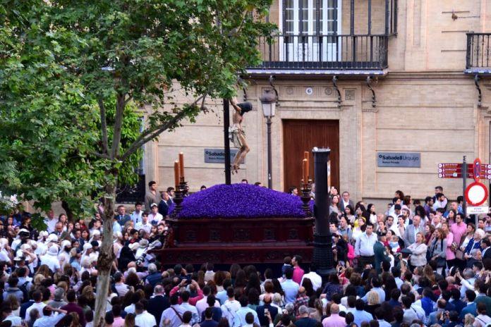 Séville, Christ, Semana, Santa