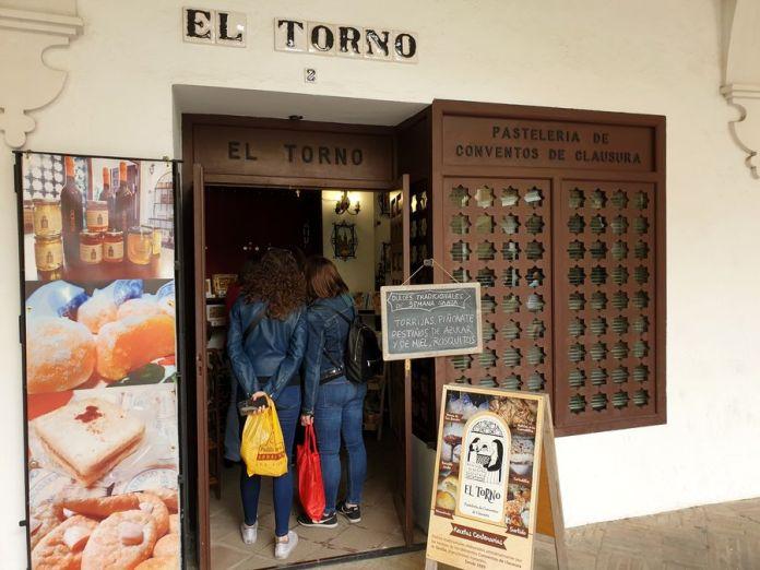 Séville, ElTorno, douceurs