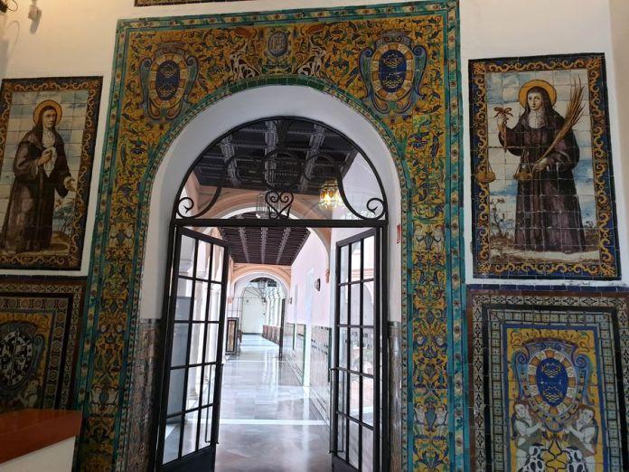 Séville, couvent, BeauxArts, musée