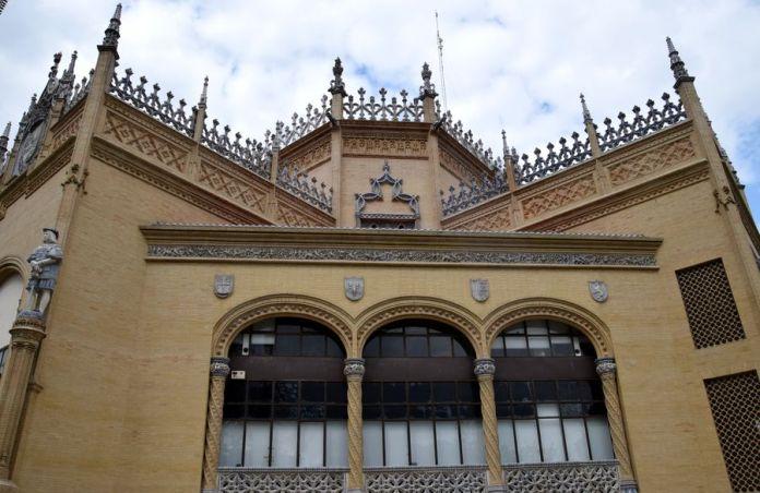 Séville, pavillon, royal, MariaLuisa