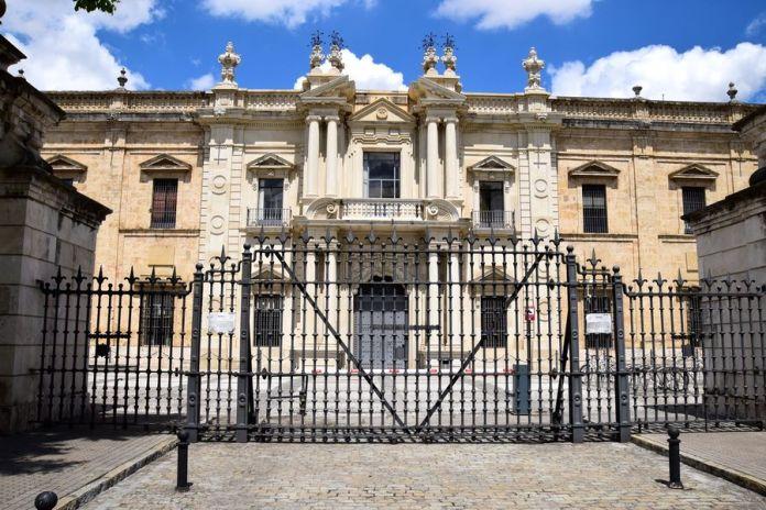 Séville, université, fabrique, royale, tabac