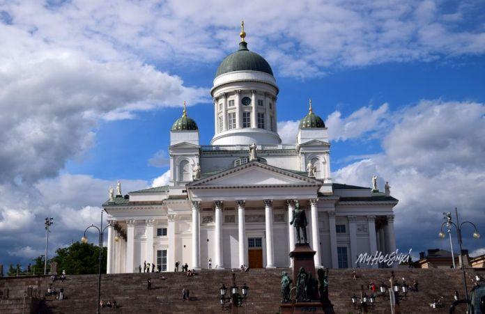 Tuomiokirkko cathédrale Helsinki