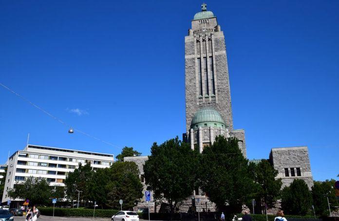 Eglise de Kallio Helsinki