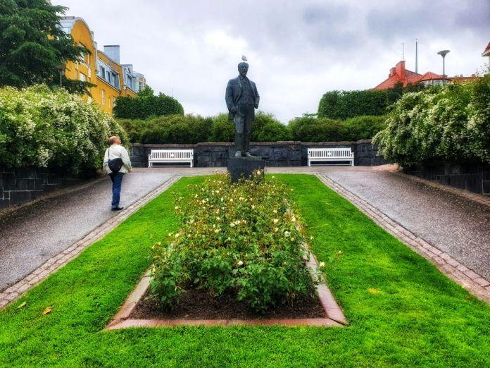 jardin Eugelinaukio Eira Helsinki