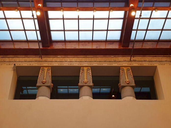 colonnes jugend hall helsinki
