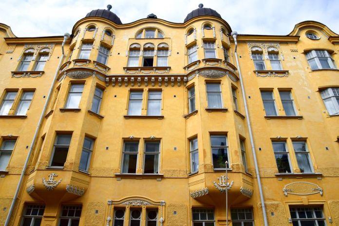 Lietzen Katajanokka Helsinki