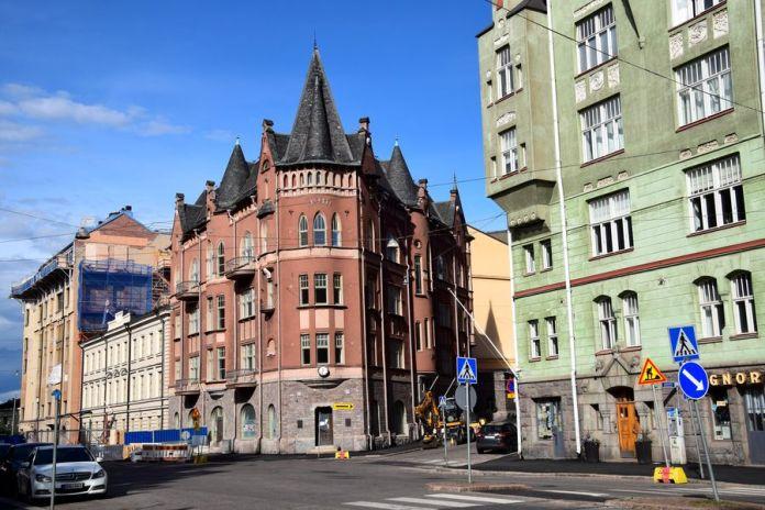 talberg Katajanokka Helsinki