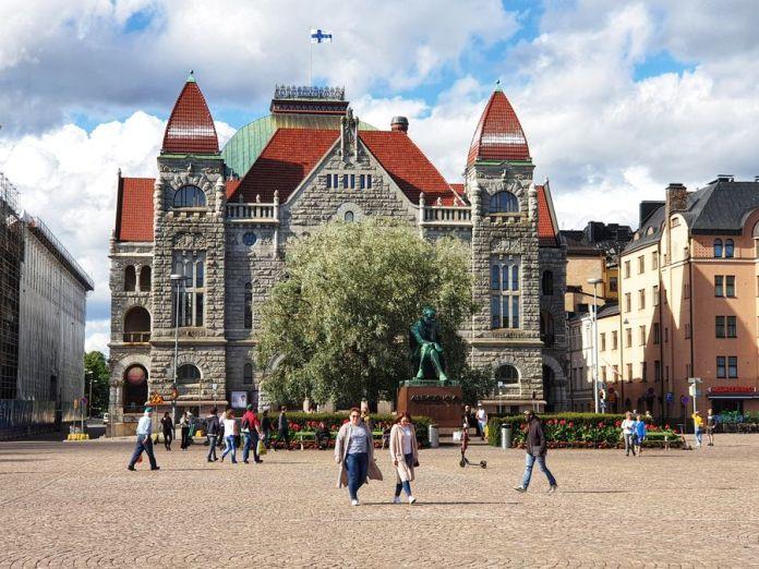 théâtre Helsinki