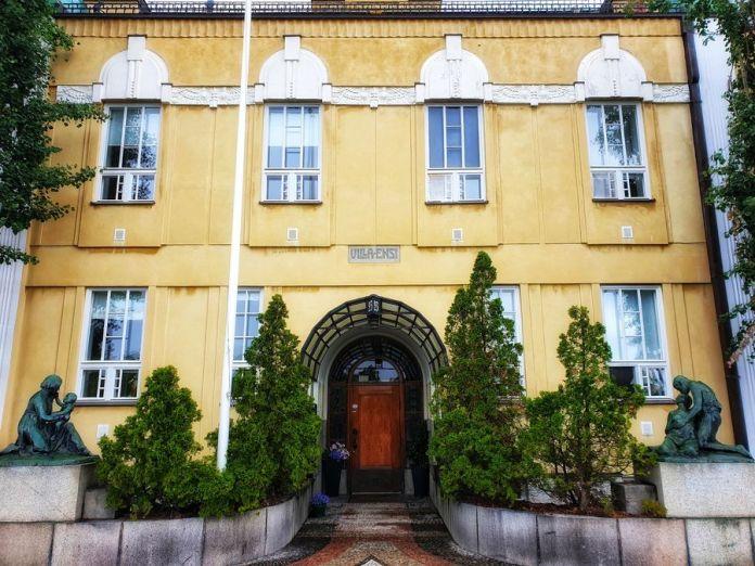 Villa Ensi Eira Helsinki