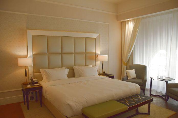 chambre hôtel Parisi Udvar Budapest