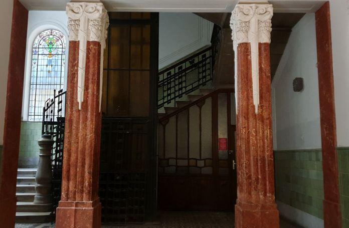 immeuble napoleon budapest