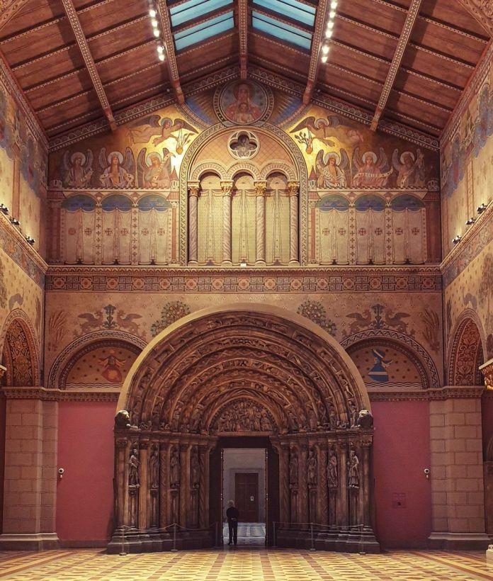 le hall roman budapest