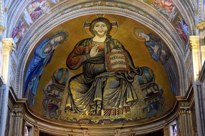 coupole cathédrale de Pise