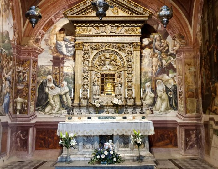 catherine de sienne à saint-dominique
