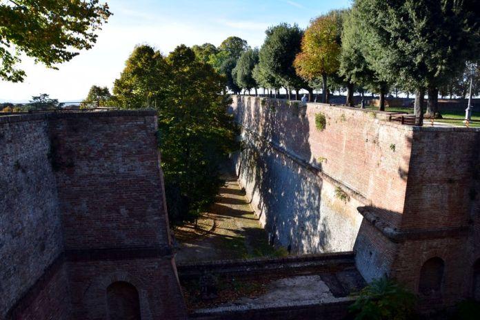 murs citadelle de sienne