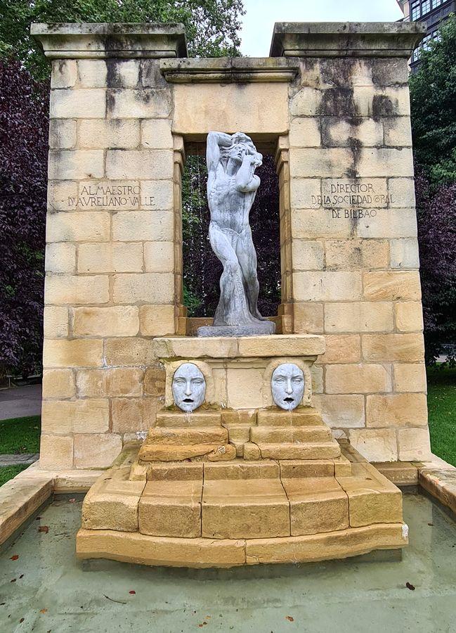 fontaine Quintin de la Torre Aureliano del valle bilbao