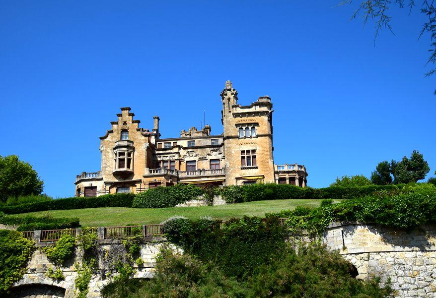 palais Arriluze gexto