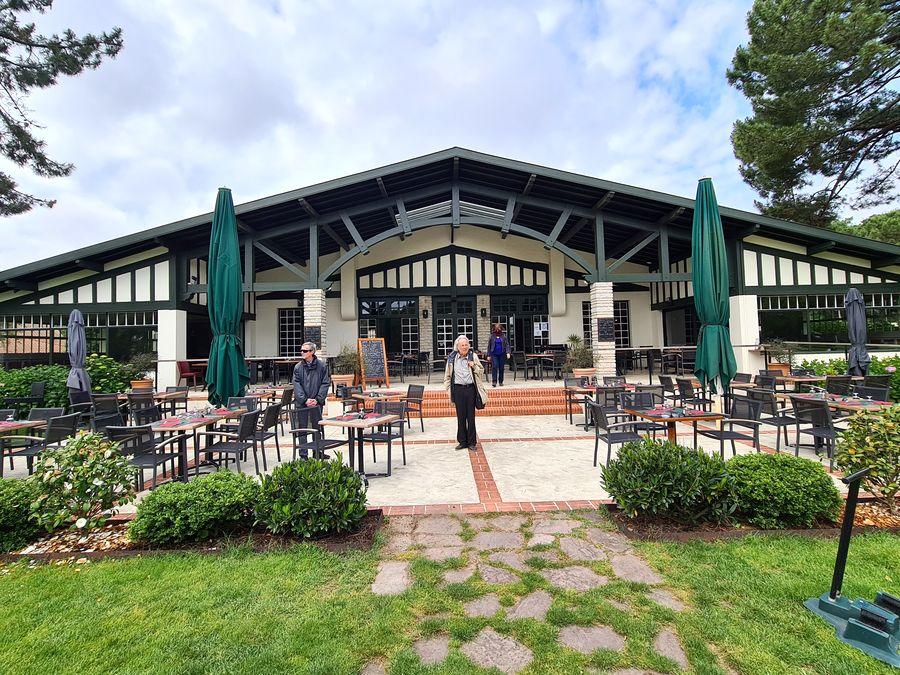 Restaurant golf hossegor