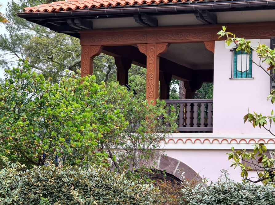 confortable terrasse Hossegor