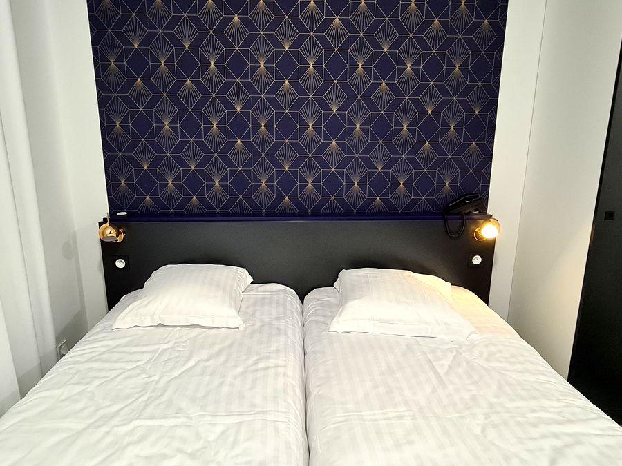 chambre hôtel du parc hossegor