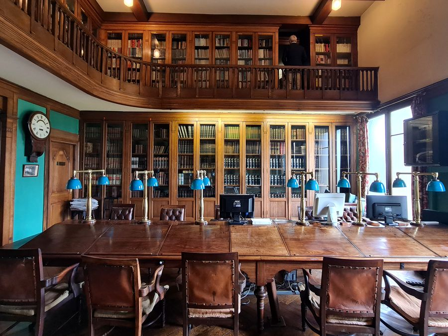 bibliothèque sociedad bilbaina bilbao